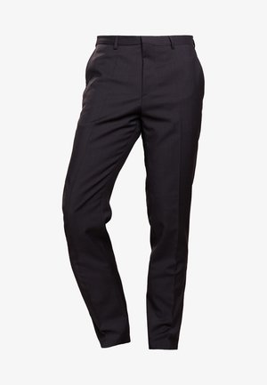 HARTLEYS - Suit trousers - dark grey