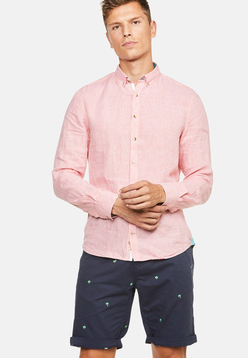 Colours & Sons - Shirt - pink