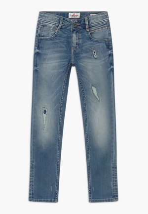 DIEGO - Slim fit jeans - blue vintage