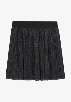 BLACK - A-line skirt - schwarz
