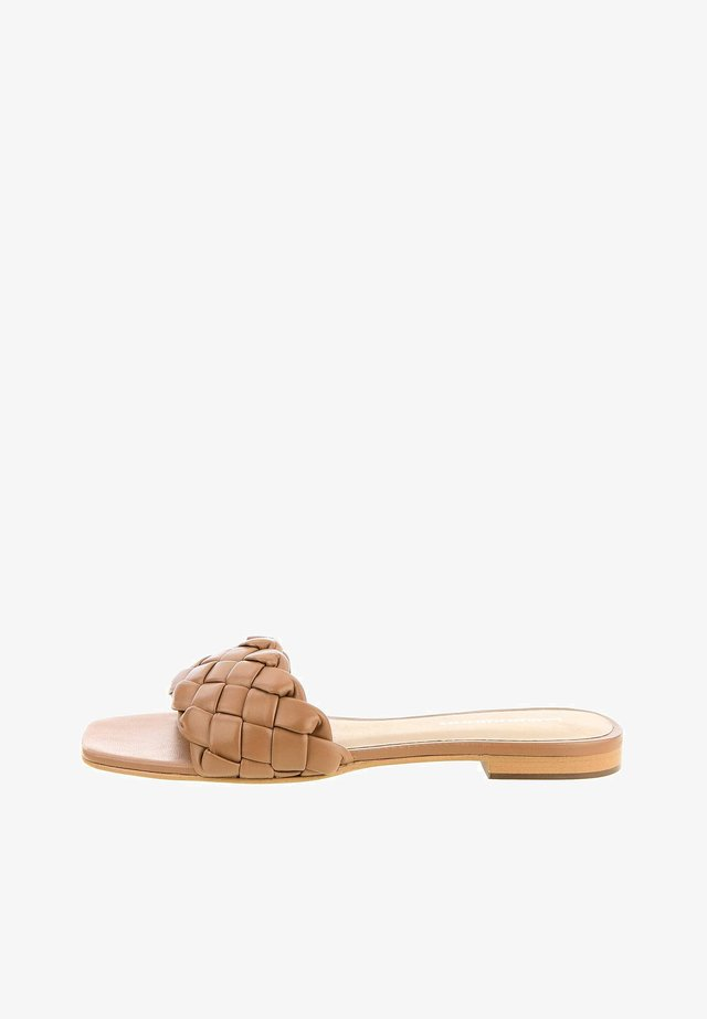 TAURIANO - Slip-ins - brown