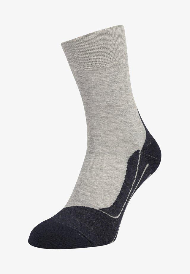 RU4 - Sports socks - light grey