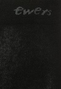 Ewers - 2 PACK - Panty - kamin/schwarz - 4