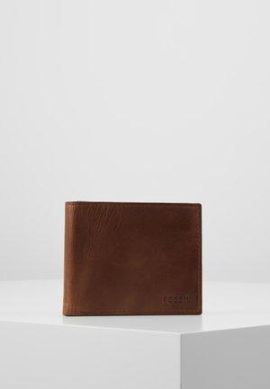 DERRICK RFID  - Étui pour cartes de visite - brown