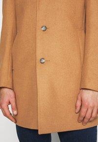 Isaac Dewhirst - Classic coat - camel - 5