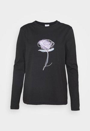 VIPONDA - Long sleeved top - black