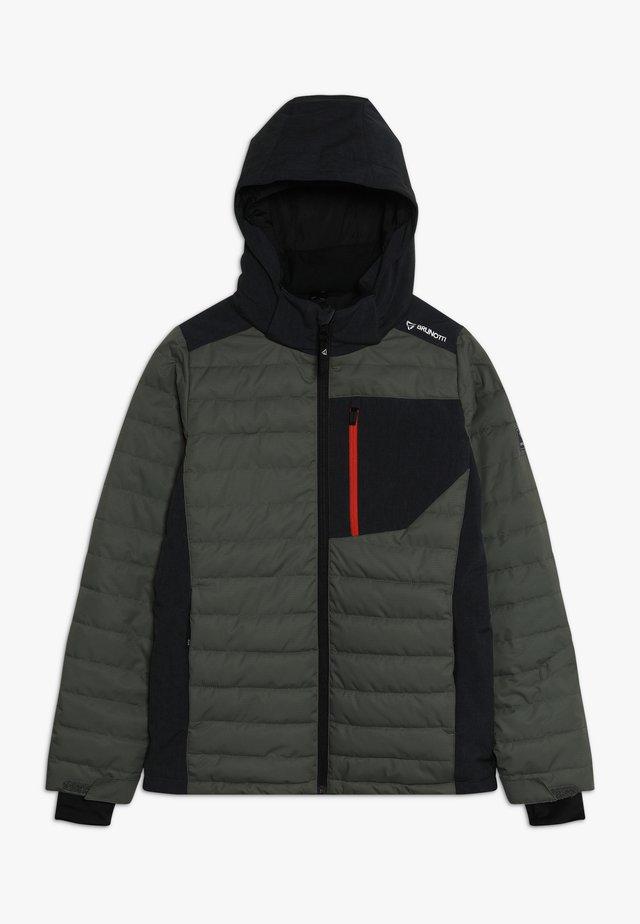 TRYSAIL BOYSSNOW JACKET - Snowboardová bunda - beetle green