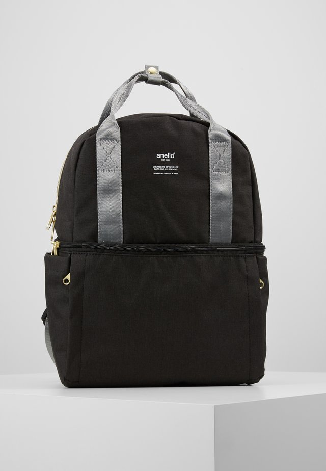 CHUBBY BACKPACK - Tagesrucksack - black