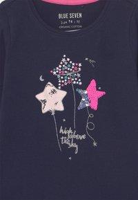 Blue Seven - KIDS GIRLS  - Long sleeved top - nachtblau - 2