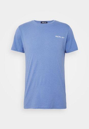 TEE - T-shirt - bas - light blue