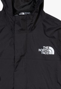 The North Face - RESOLVE REFLECTIVE JACKET - Hardshell jacket - black - 4