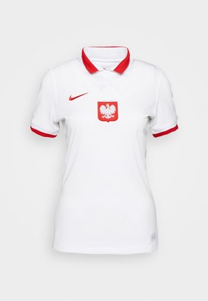 POLEN - National team wear - white/sport red