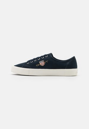 BILLOX LACE SHOE - Trainers - marine