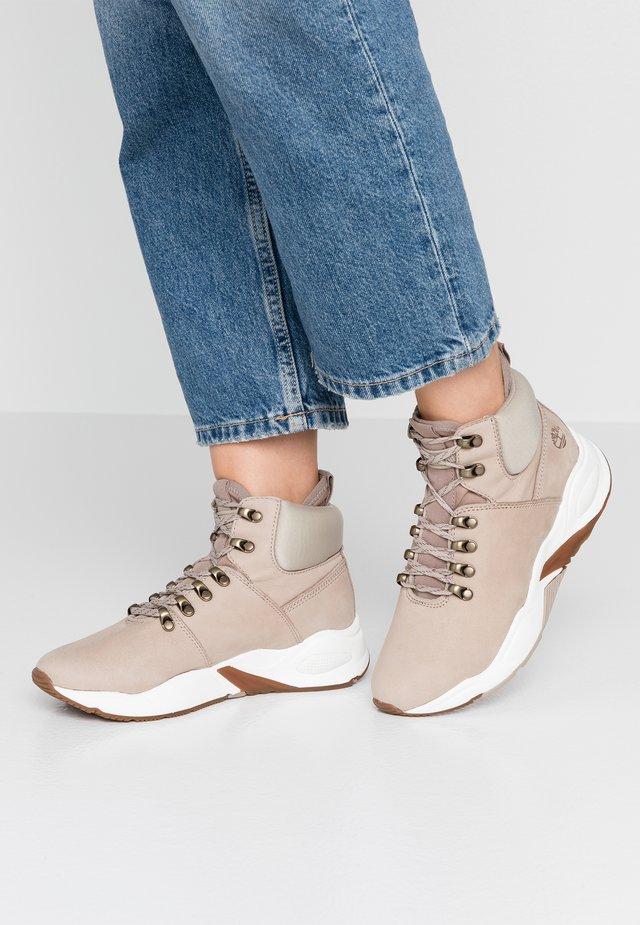 DELPHIVILLE HIKER - Sneaker high - light beige