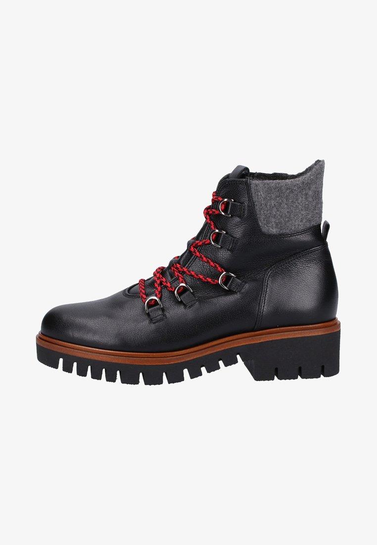 Gabor Comfort - Snørestøvletter - black