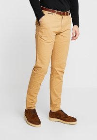 Scotch & Soda - MOTT CLASSIC - Chino - sandstone - 0