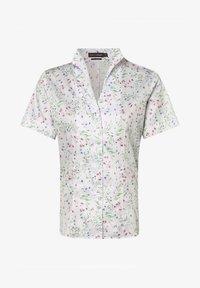 Franco Callegari - Button-down blouse - weiß - 0