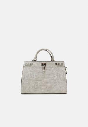 DREIDDA - Bolso de mano - grey/silver-coloured
