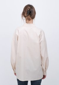 someday. - Button-down blouse - beige - 2