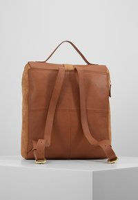 Anna Field - LEATHER - Reppu - cognac