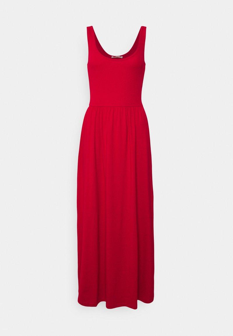Anna Field - Jerseykjole - red