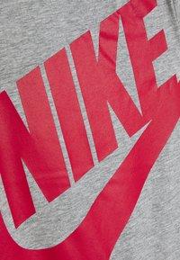 Nike Sportswear - FUTURA ROMPER BABY - Jumpsuit - dark grey heather - 3