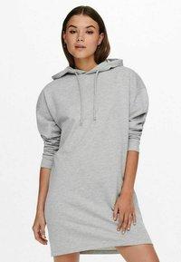 ONLY - Day dress - light grey melange - 0