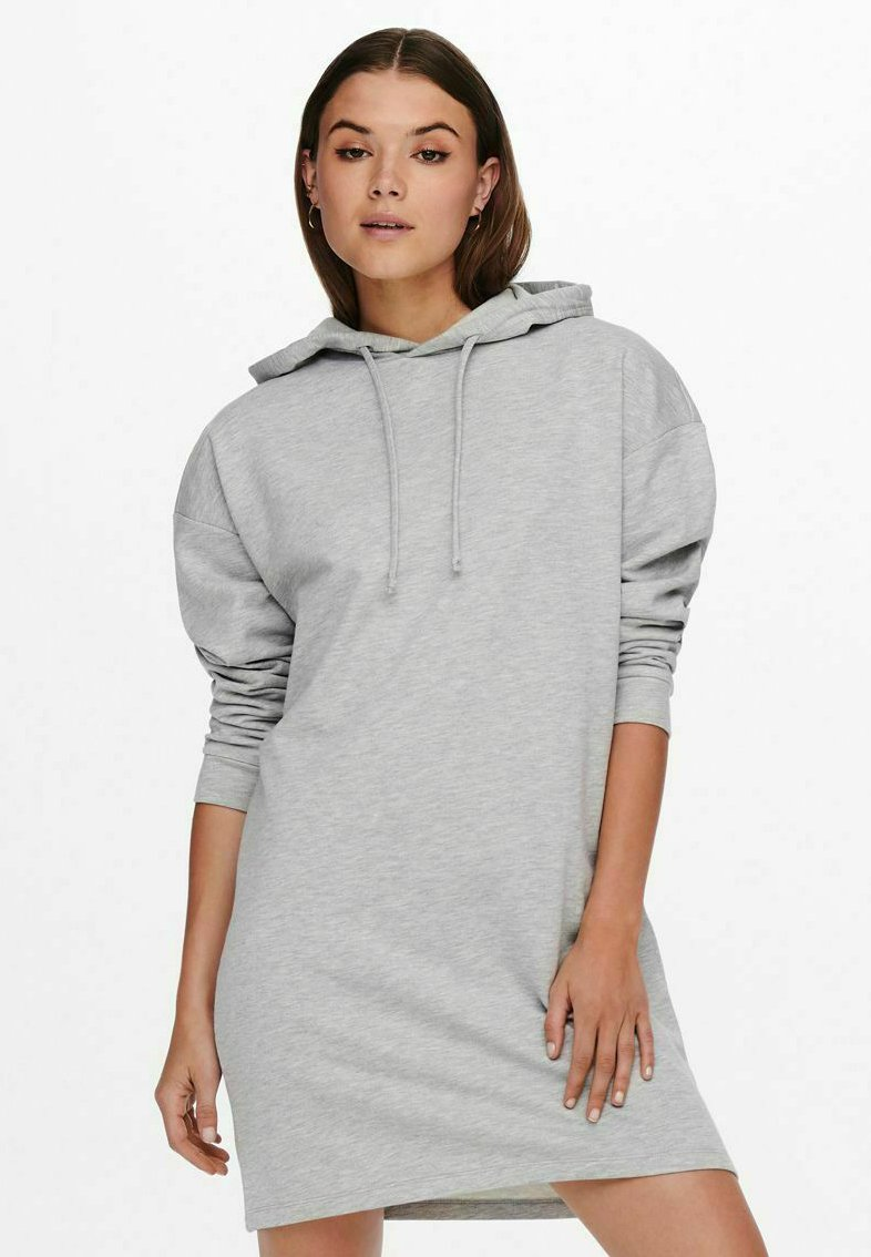 ONLY - Day dress - light grey melange