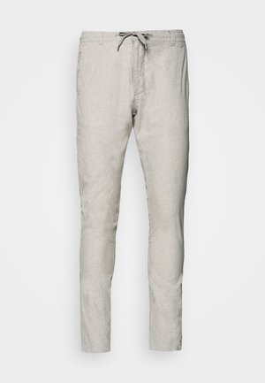 PANTS - Kangashousut - grey