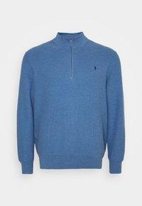 Polo Ralph Lauren Big & Tall - Stickad tröja - blue stone heathe - 0