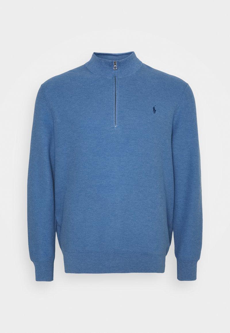 Polo Ralph Lauren Big & Tall - Stickad tröja - blue stone heathe