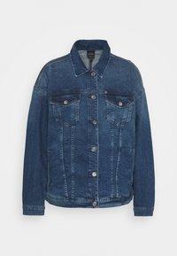 Armani Exchange - BLOUSON JACKET - Denim jacket - indigo denim - 0