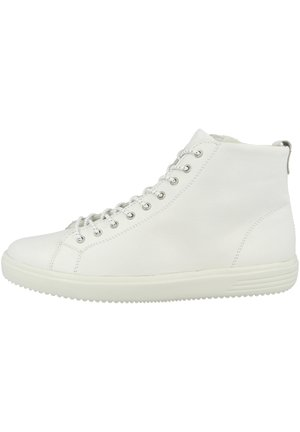 High-top trainers - bianco (d1470-80)