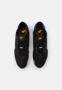 Nike Sportswear - REPOSTO - Sneakers - black/iron grey/blue void/mystic dates/laser orange/white - 3
