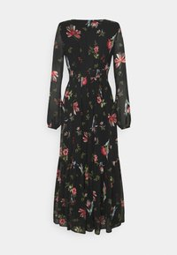 Vero Moda - VMPETRA ANCLE - Day dress - black/petra - 7