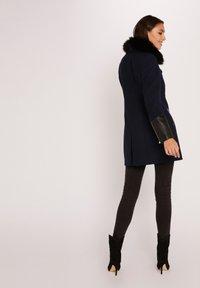 Morgan - GILO.N - Short coat - dark blue - 2