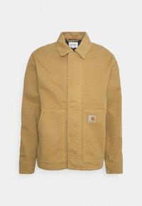 Carhartt WIP - ARCAN JACKET  - Denim jacket - dusty brown - 5