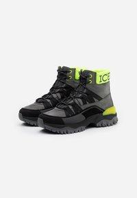 Iceberg - PRIMA - High-top trainers - neon - 1