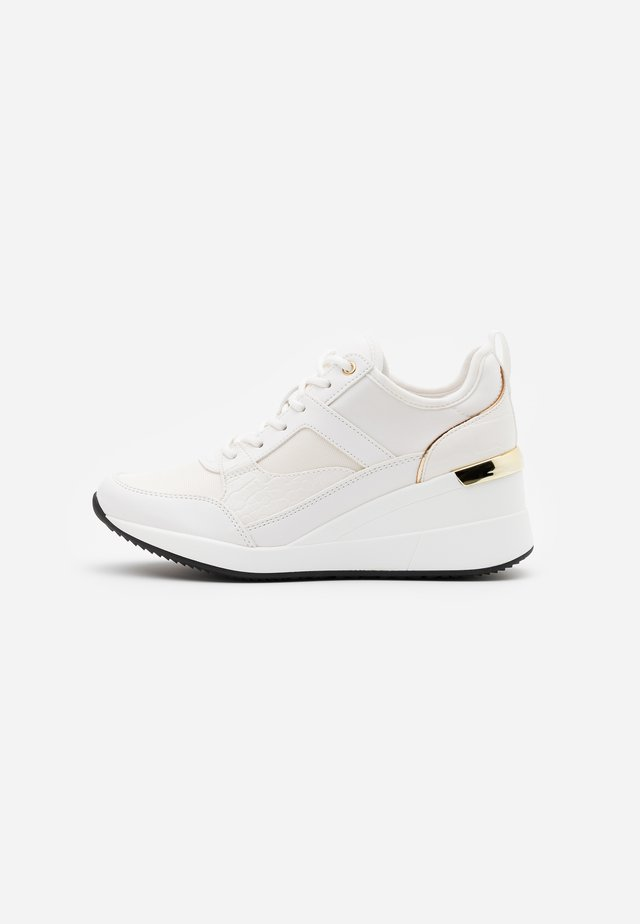 THRUNDRA - Sneakers laag - white