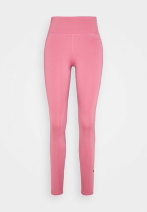 ONE - Leggings - desert berry/black