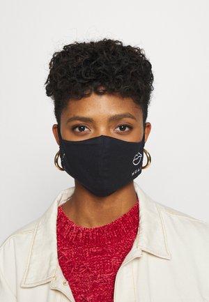 BUNDLE 3 PACK - Community mask - black