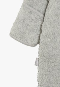 GAP - SHERPA BABY - Jumpsuit - light heather grey - 4