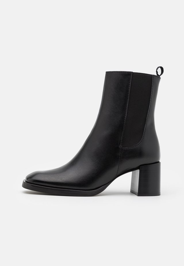 FLORENCE CHELSEA BOOTIE - Bottines - black