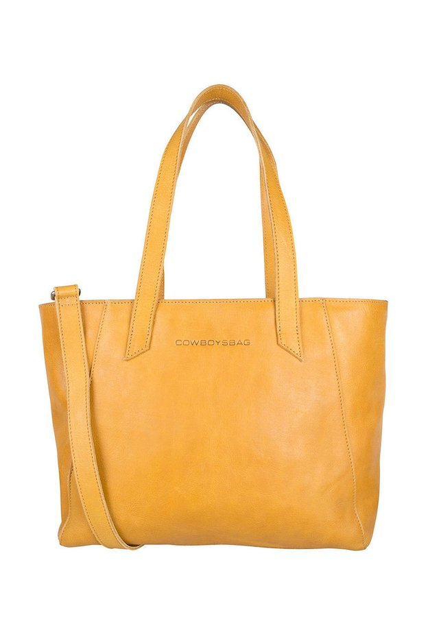 JENNER - Shopping bag - yellow