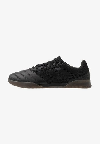 COPA 20.3 IN SALA - Indoor football boots - core black/dough solid grey