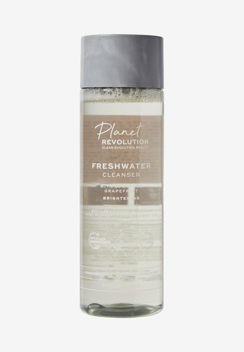 PLANET REVOLUTION GRAPEFRUIT BRIGHTENING CLEANSING WATER - Cleanser - clear