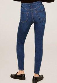 Mango - NOA - Jeans Skinny Fit - dark blue - 2