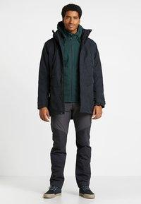 Vaude - MEN'S IDRIS - Outdoor jacket - black - 1
