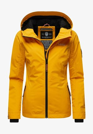 Light jacket - dark yellow