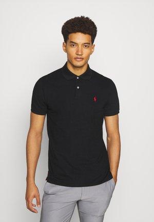 SHORT SLEEVE - Poloshirt - polo black